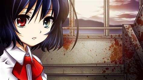 imagenes de anime another another anime taringa