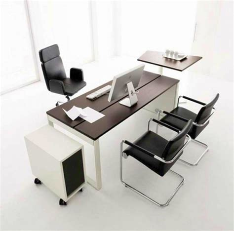 Sleek Modern Desk 17 Sleek Office Desk Designs For Modern Interior