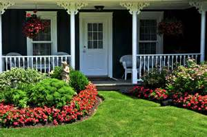 Landscape Ideas In Front Of Porch 22 Front Porch Garden Ideas Photos