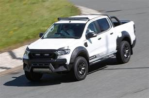 Ford Ranger 4x4 2016 Ford Ranger M Sport 3 2 Tdci 4x4 Cab Review