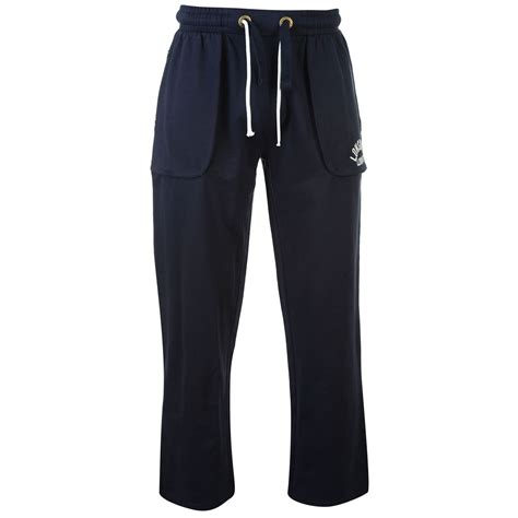 lonsdale mens boxing sweatpants bottoms trousers 3