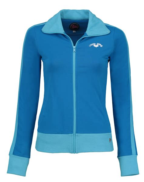 Sporty Jacket tante betsy sporty jacket blue miss vintage