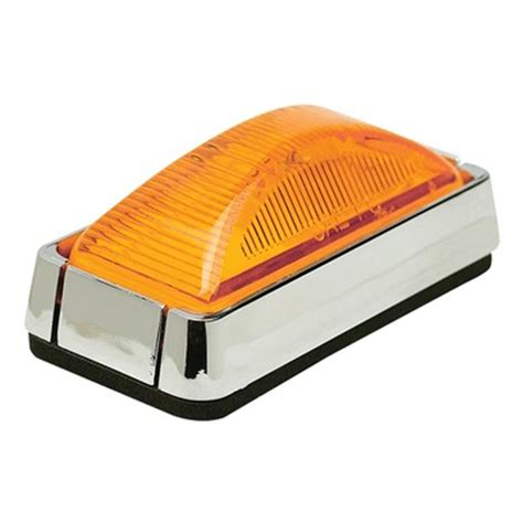 boat trailer clearance lights seachoice 174 submersible sealed clearance marker light