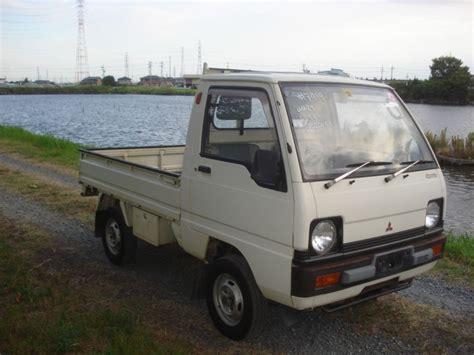 mitsubishi trucks 1990 mitsubishi minicab truck 4wd 1990 used for sale