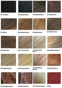 hair color chart loreal hair color chart wella colour picture