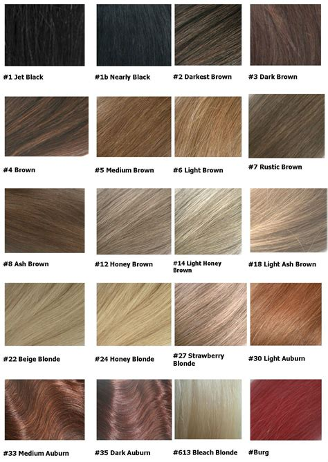 hair color chart schwarzkopf red hair dye colour chart