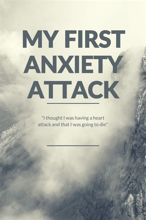 anxiety attack my anxiety attack