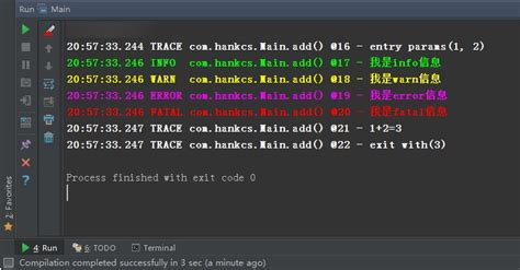 log4j2 pattern color log4j 2配置与intellij idea控制台颜色 码农场