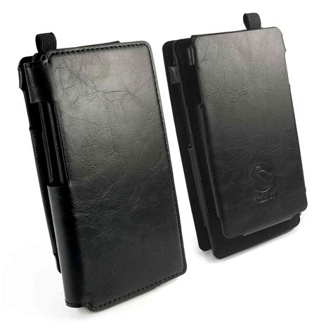 Faux Leather Cover by Tuff Faux Leather Cover For Fiio X7 E12