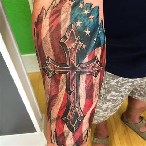 flag tattoo 85 best patriotic american flag tattoos i usa 2018