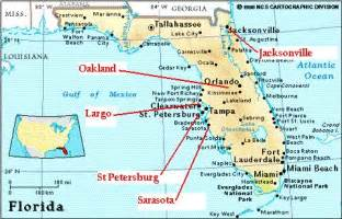 florida world map florida maps and search