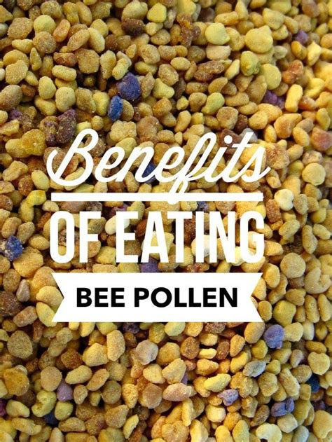 Bee Pollen Detox Symptoms by Best 25 Bee Pollen Ideas On Spirulina Acai