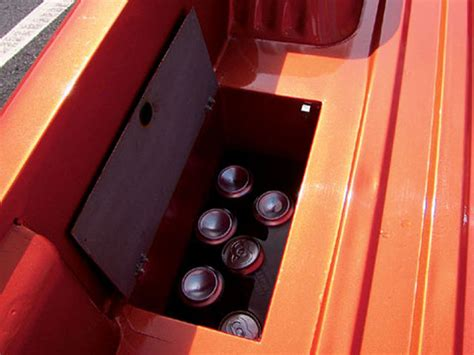 truck bed cooler 301 moved permanently