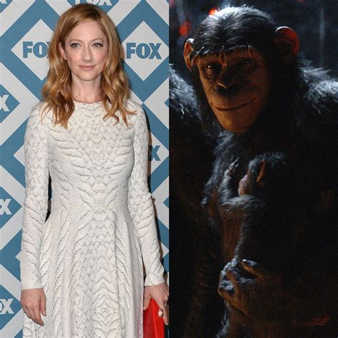 judy greer voice over judy greer as cornelia the actors behind the apes zimbio