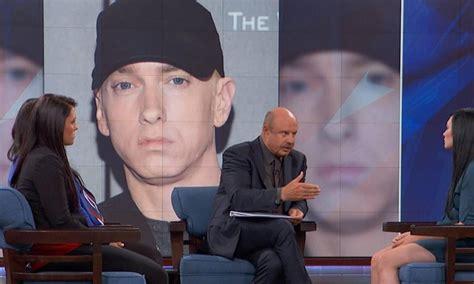 eminem father another girl named haille is dead set that her father is
