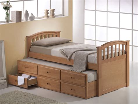 Bed With Drawers Underneath by Furniture Captain Bed With Storage 4 Drawers
