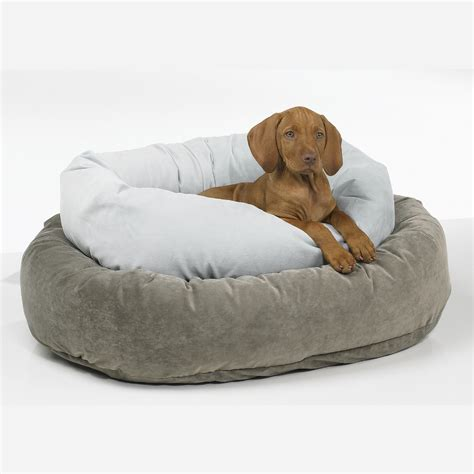 bowser dog beds bowsers platinum collection donut pet bed