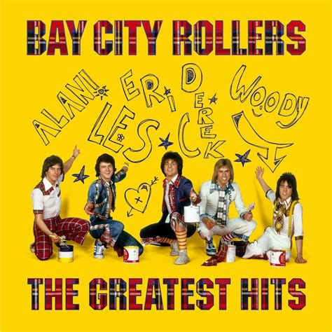 Bay City Rollers The Greatest Hits 1cd 2010 Bay City Rollers Fanart Fanart Tv