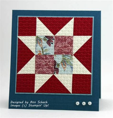 Quilt Paper Craft - 17 best images about quilt cards on handmade