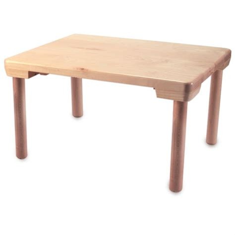 Floor Table by Large Nesting Floor Table Montessori Services
