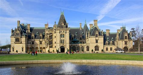 North Carolina House Plans by The Biltmore Estate Asheville North Carolina Photograph