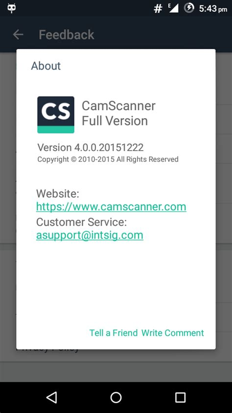 camscanner apk free camscanner v4 0 0 20151222 apk apk2go free android and