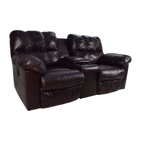 70 off weston home weston home darrin leather reclining