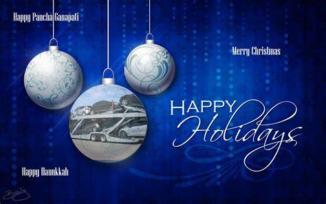 happy holidays national express