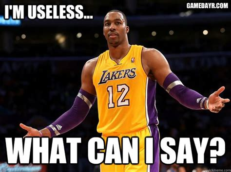 Dwight Howard Meme - top 5 tweets dwight howard is more useless than