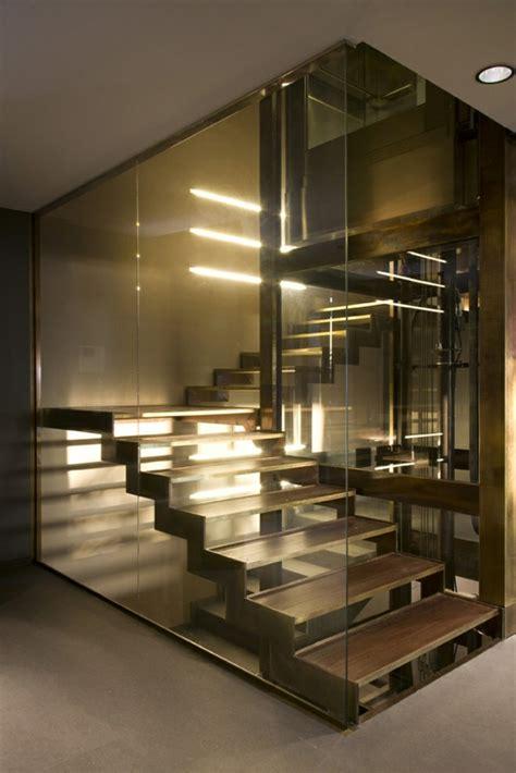 moderne wandlen treppenhaus modern loopele