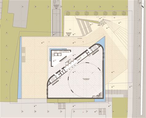 floor plan of a mosque central mosque of pristina competition entry maden group