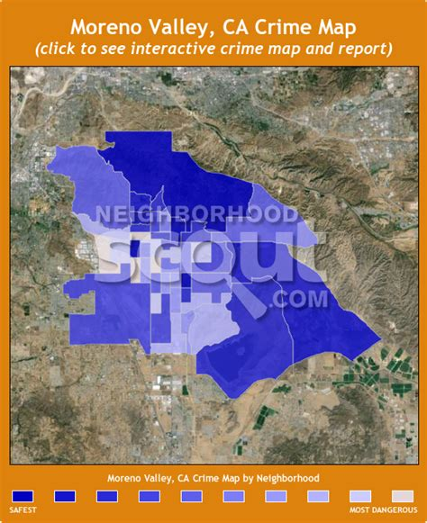 moreno valley california map moreno valley crime rates and statistics neighborhoodscout