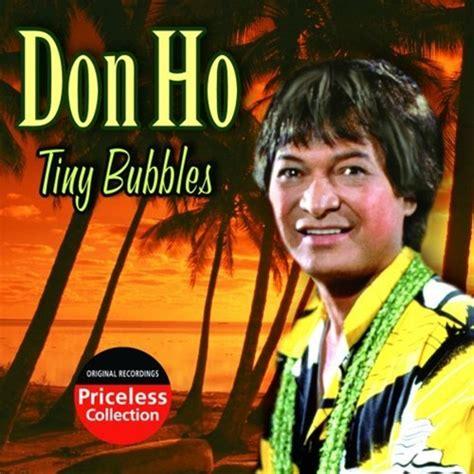 Tiiiiny Buubblesss by Tiny Bubbles Don Ho Cd