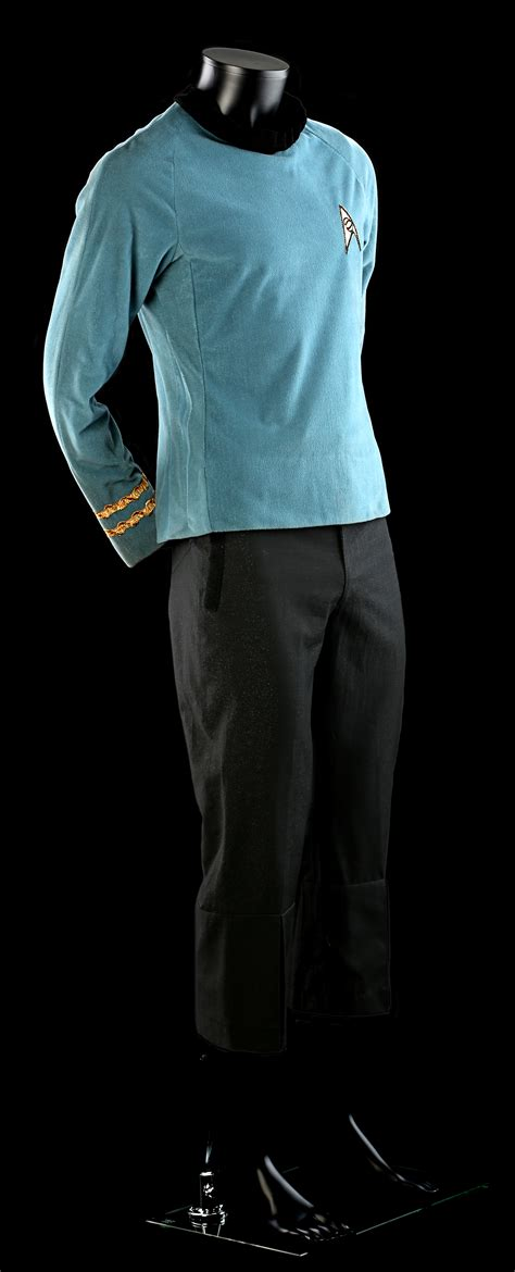 Trek Wardrobe by 5 Props To Get Excited About In Our Upcoming Auction