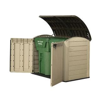 Keter Woodland Storage Shed by Keter 220325 Woodland Ultra Outdoor All Weather Patio Yard