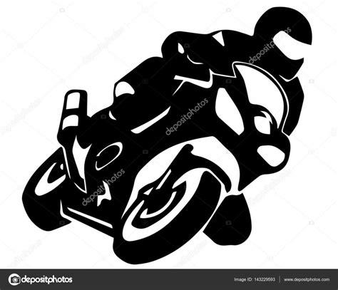 imagenes vectores motos piloto de motos celebraci 243 n ganador silueta geom 233 trica