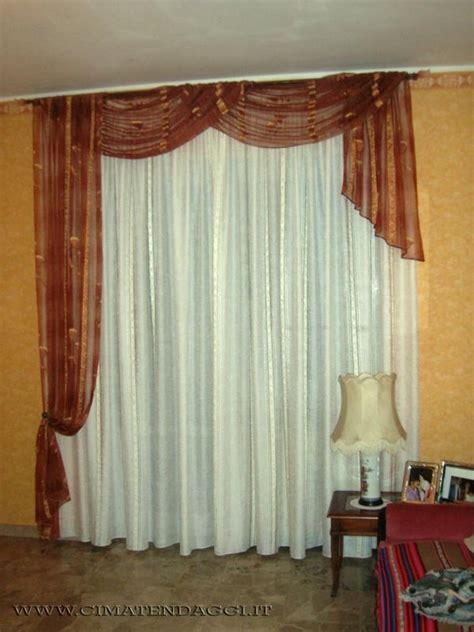 tendaggi con mantovane mantovane per tende torino laterali per tende torino