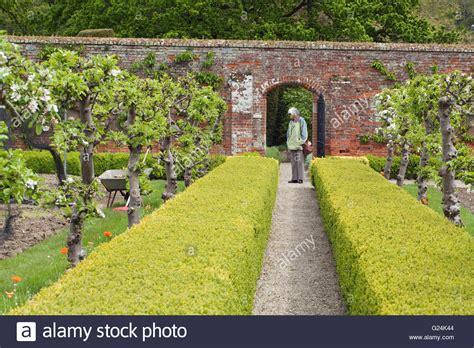 C G Walled Garden Victorian Walled Garden Raveningham Gardens And Estate
