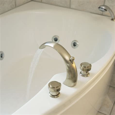 repair a bathtub how to fix a leaky bathtub overflow tube