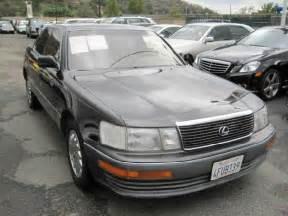 1991 Lexus Ls400 For Sale 1991 Lexus Ls 400 Cars For Sale