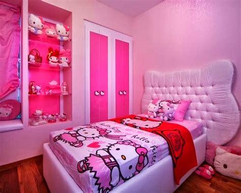 model  desain kamar  kitty beautiful keren