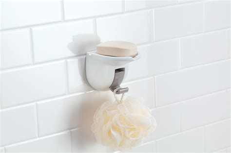 Suction Bathroom Accessories New Suction Bath Accessories From Moen Home Care Add Convenience In The Shower