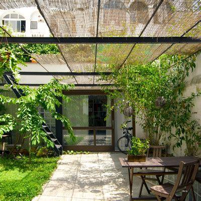 patio interior con luces patios interiores comunidad vecinos beautiful ideas para