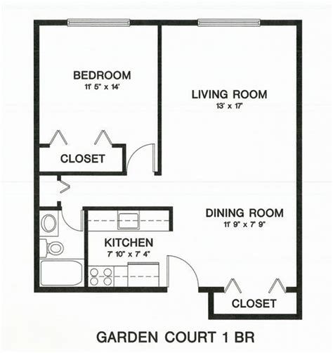 floor plans south orange court apartments for rent in garden court apartments and townhomes 195 w kennett rd
