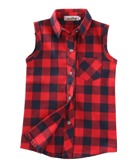 Tees With Vest baby boys clothing t shirts tops sleeveless vest shirt plaids fashion casual top