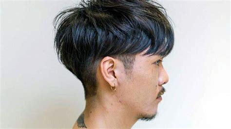 model rambut pendek lurus sebahu ala artis korea