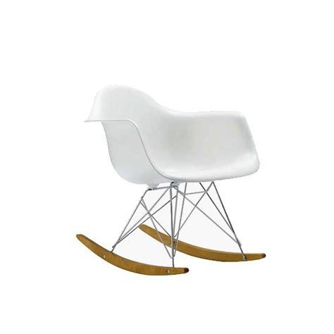chaise bascule eames chaise eames a bascule 28 images chaise bascule eames