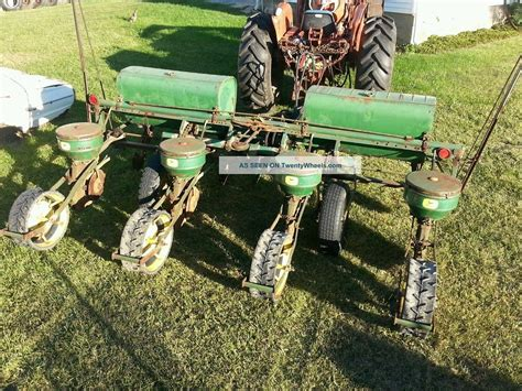 Deere 494 Planter by 494a Deere Planter