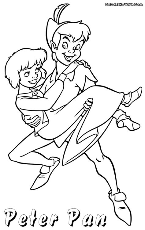 pan coloring pages pan coloring pages coloring pages to and