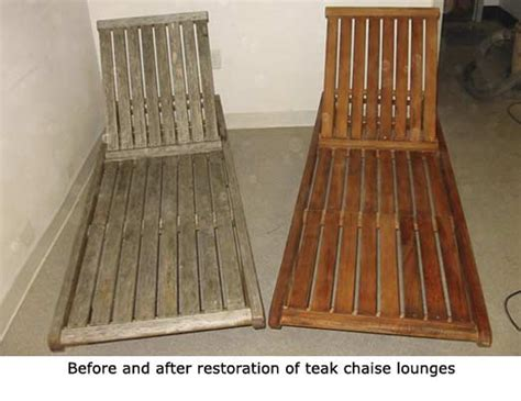 Refinishing Teak Furniture by Refinish Teak Furniture Outdoor Furniture Repair Teak